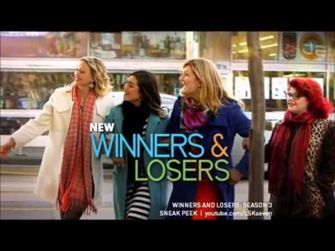 Winners and Losers 2013 - Season 3