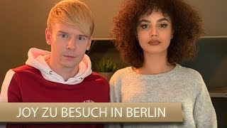 GNTM 2019: Joy in Berlin - So ist sie PRIVAT | INTERVIEW BACKSTAGE