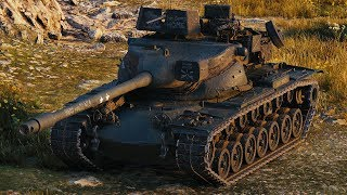 World of Tanks T57 Heavy - 7 Kills 10,3K Damage