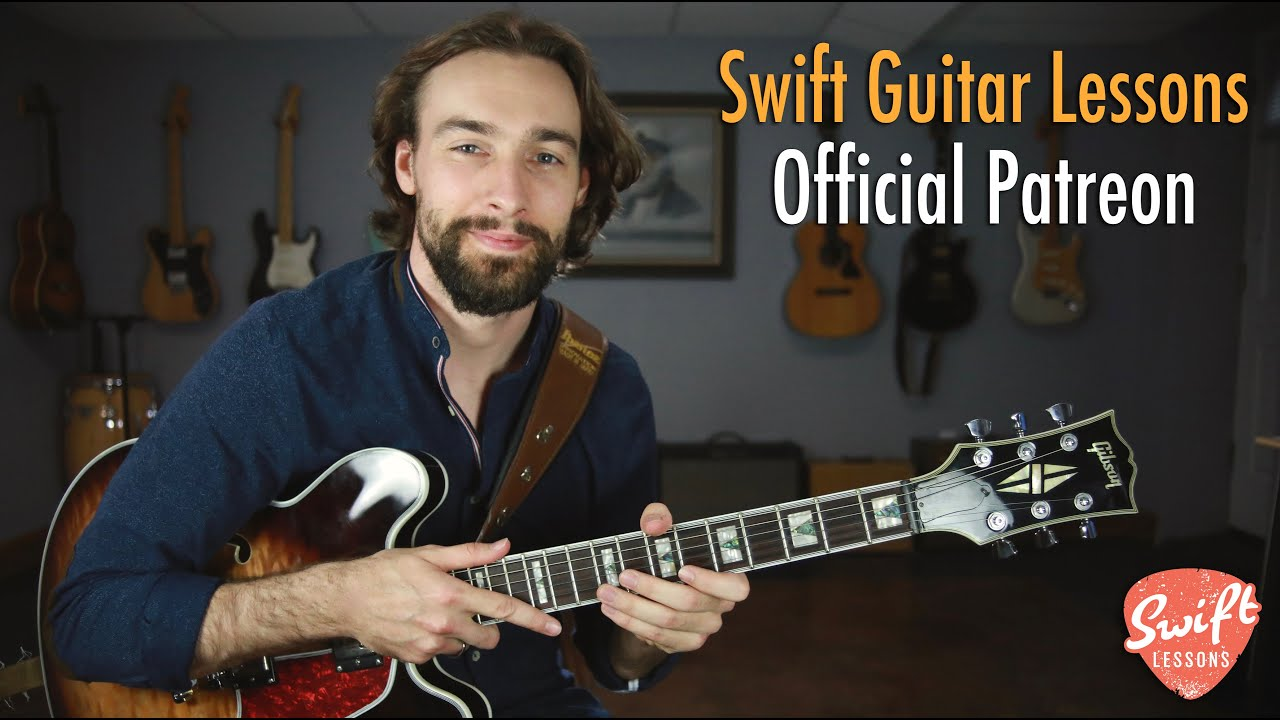 Rob Swift is creating World Class Guitar Lessons | Patreon