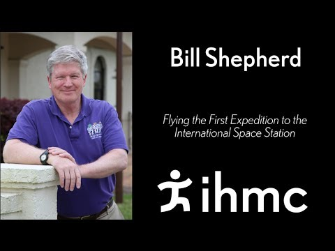 Bill Shepherd: Flying the First Expedition to the International Space Station