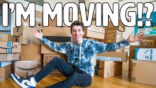 Moving Out Of My Childhood Home  Eitan Bernath