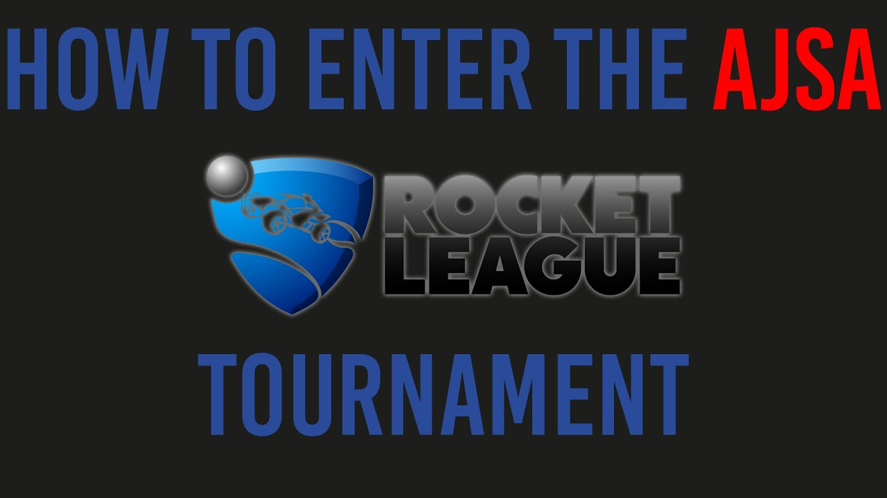 rocket league how to play tournaments