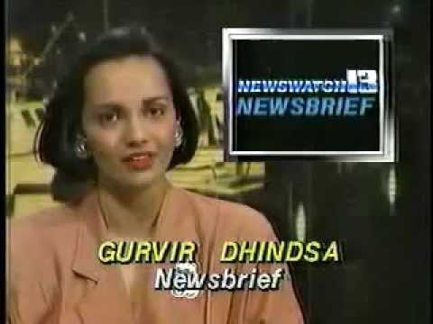 Good Morning America and WLOX News Bumper from 1990