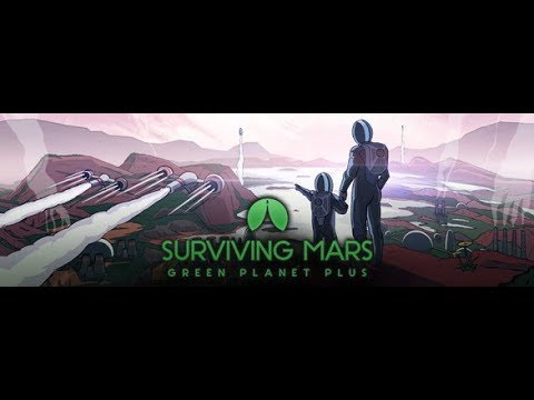 Toxic Rain - Surviving Mars Green Planet Part 46 |