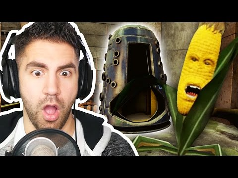 TALKING CORN GIVES AN IMPORTANT MISSION - Maize Gameplay Part 7 | Pungence