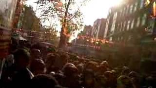PRESETONE (ONNO & Victor Coral) @ earth queensday in Westerstraat Amsterdam