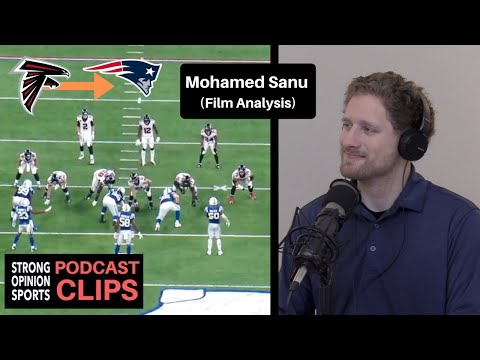 Mohamed Sanu Trade (Film  Analysis) Ft. Nate's Notes