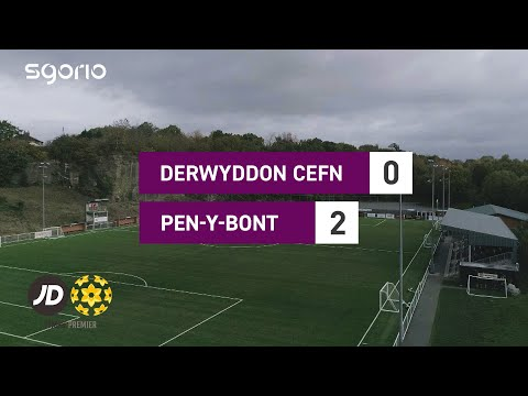 Druids Penybont Goals And Highlights