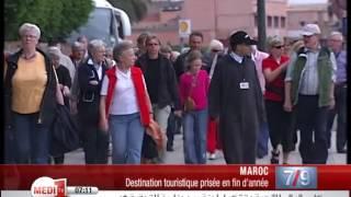 Tourisme: le Maroc en haut de l'affiche