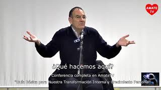 Emilio Carrillo - ¿Qué hacemos aquí? - Transformación interna y crecimiento personal - AmateTV