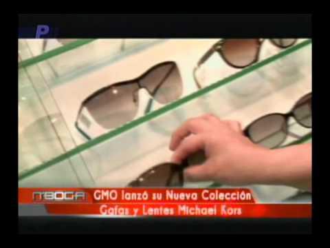 GMO lanzó su nueva colección gafas y lentes Michael Kors - YouTube
