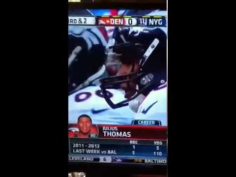 Best play ever in broncos history