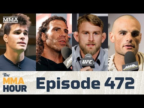 The MMA Hour with Clay Guida, Ralek Gracie, Mickey Gall, and more