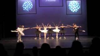 Pointed- Ballet fused with Hip Hop Dance