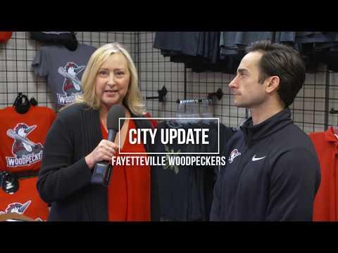 City Update -  Fayetteville Woodpeckers Nov 2018