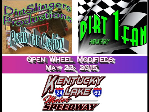 Modifieds @ KLMS 5/23/15