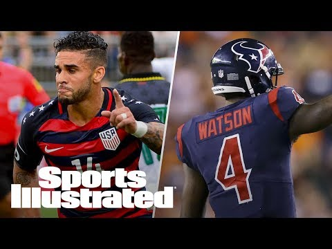 Could Deshaun Watson Be One Of Top NFL QBs? Will USMNT Miss World Cup? | SI NOW | Sports Illustrated