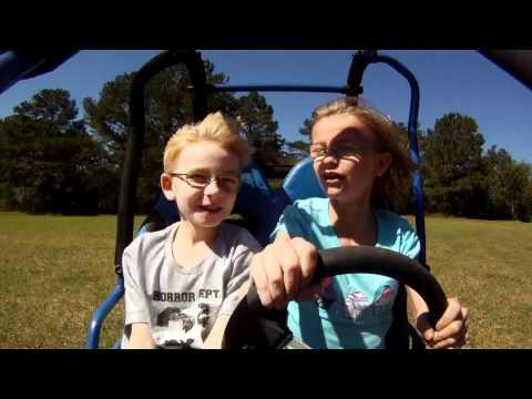 GoPro Kids Go Cart