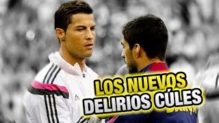 Comparar a Suarez con CR7 es ABSURDO! - Manipular para defender a Messi de Cristiano Ronaldo