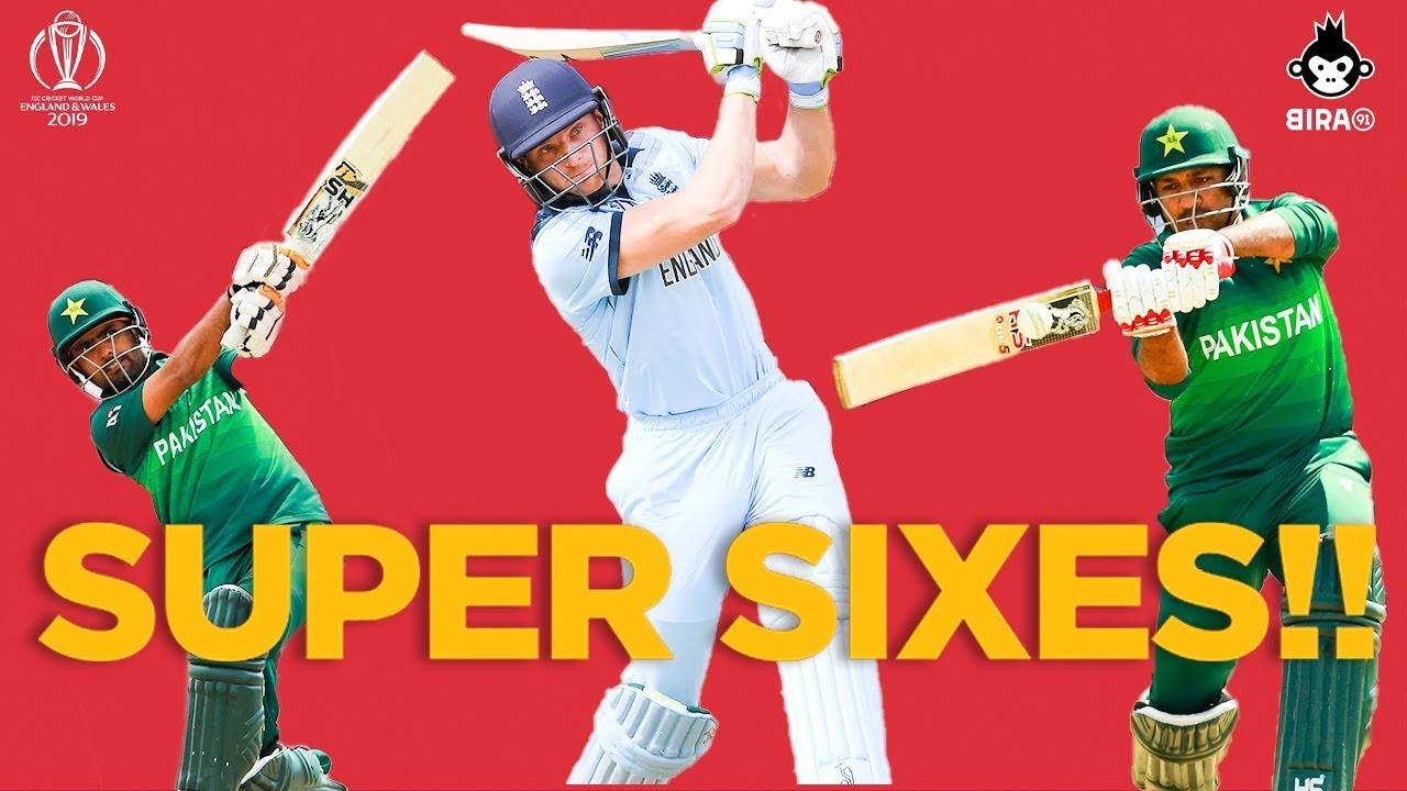 Bira91 Super Sixes! | England vs Pakistan | ICC Cricket World Cup 2019
