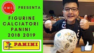 Calciatori Panini 2018 2019 Apertura bustine troviamo Higuain