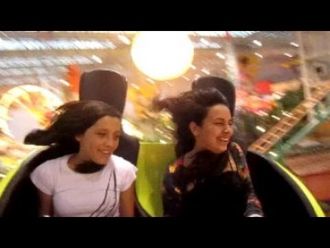 Fairly Odd Coaster on-ride HD POV Nickelodeon Universe