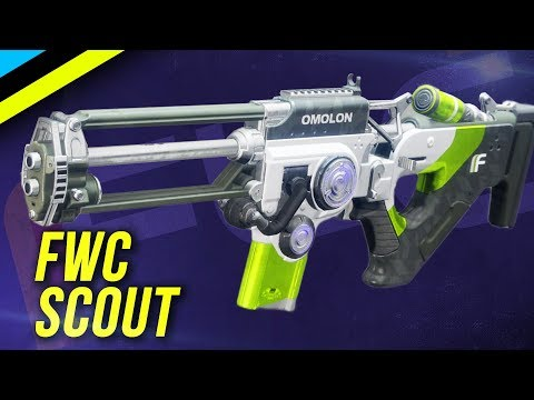 Destiny 2: Pleiades Corrector Review | The FWC Scout | Faction Betrayal