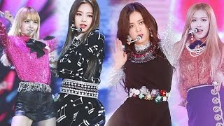 Video BLACKPINK - 'WHISTLE' + 'PLAYING WITH FIRE' LIVE PERFORMANCES download MP3, 3GP, MP4, WEBM, AVI, FLV September 2017