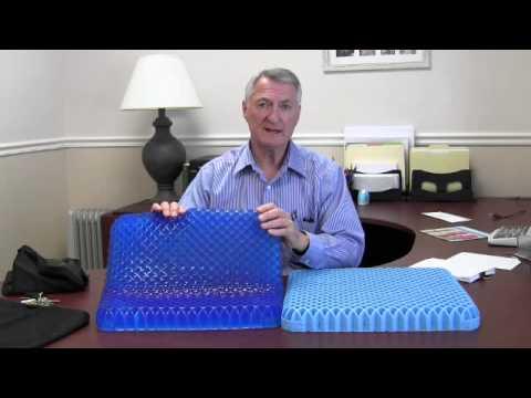 """Miracle Cushion – The """"Supreme"""" non-liquid gel seat cushion"""