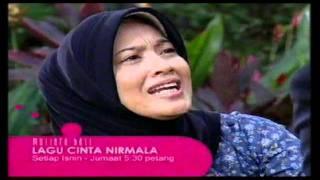 Promo Lagu Cinta Nirmala (Mutiara Hati) @ Tv9! (24-28/10/2011)