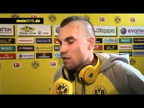 BVB - 1. FC Köln: Interview mit Kevin Großkreutz