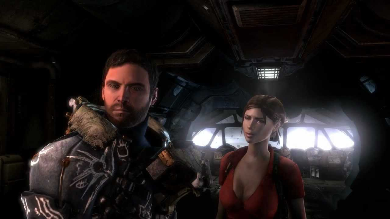 dead space 3 isaac and ellie relationship