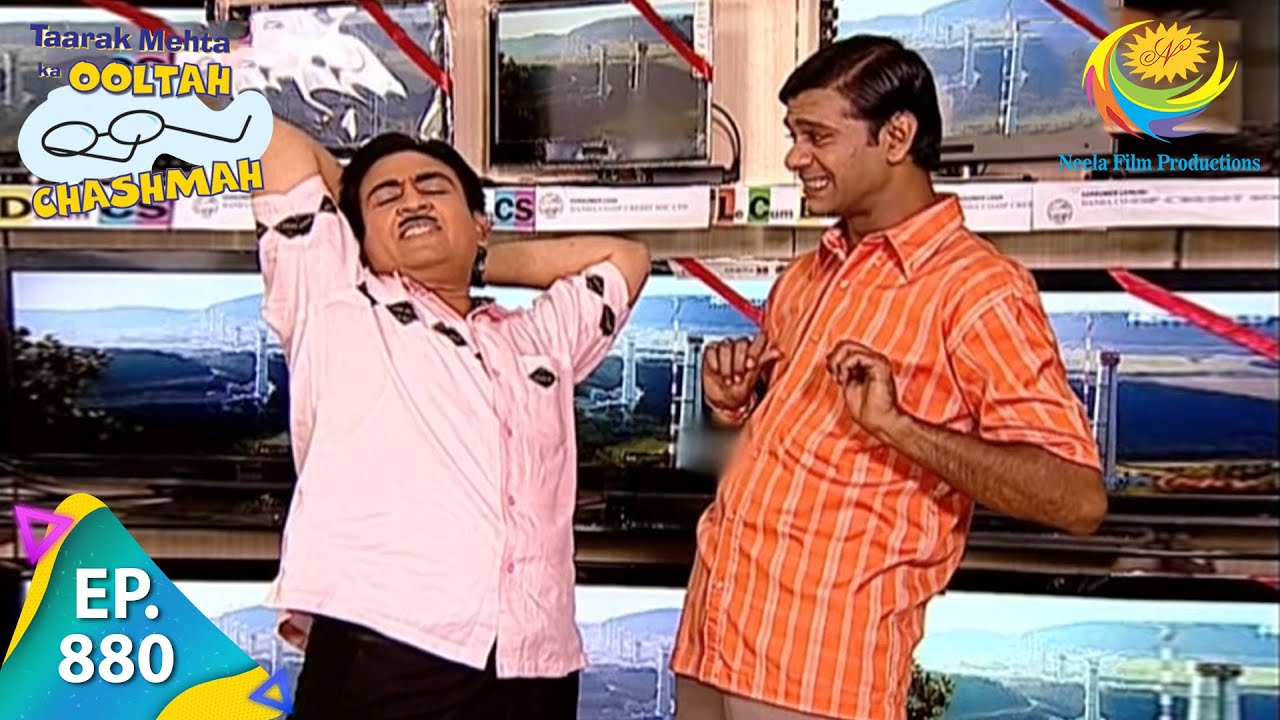 Download Taarak Mehta Ka Ooltah Chashmah - Episode 880 - Full Episode