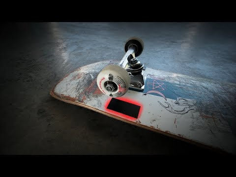 Crazy Skateboard Invention