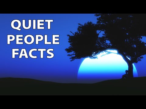 Facts About Quiet People - 10 Interesting Psychology Facts