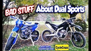 5 Things I HATE About Dual Sport Motorcycles