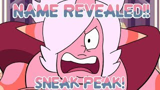 New Gem Name Revealed In Steven Universe Future Sneak Peek! (Breakdown + Analysis)
