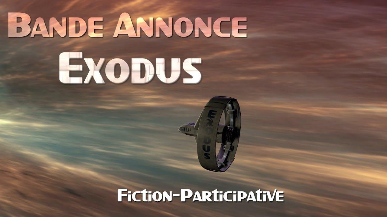 Exodus - La série SF Participative [Bande Annonce]
