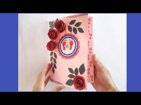 Diwali greeting card making ideas for kids easy tagged videos greeting card idea specially for diwali diwali greeting card m4hsunfo
