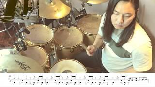 siti badriah -  lagi syantik (Drum Cover By Asian Drum TV)