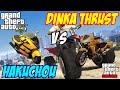 GTA 5 - Hakuchou Vs Dinka Thrust | #92 (GTA V)