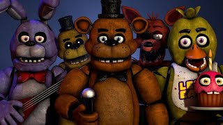 Five nights at freddy's-Gmod Edition#4