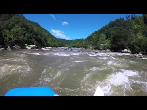 french broad rafting - asheville nc
