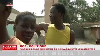 RCA/POLITIQUE