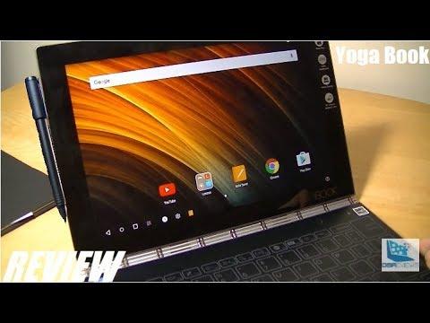 REVIEW: Lenovo Yoga Book - Thin, Futuristic Laptop/Tablet!