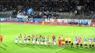 DIF - BK Häcken, 21 september 2012, Stockholms Stadion