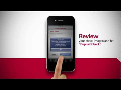 Bank of Texas Mobile Deposit