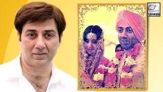 Why Sunny Deol's Marriage Was Not EXPOSED To Media? REVEALED