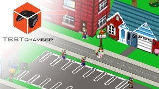 Test Chamber - Digging In The Ouya